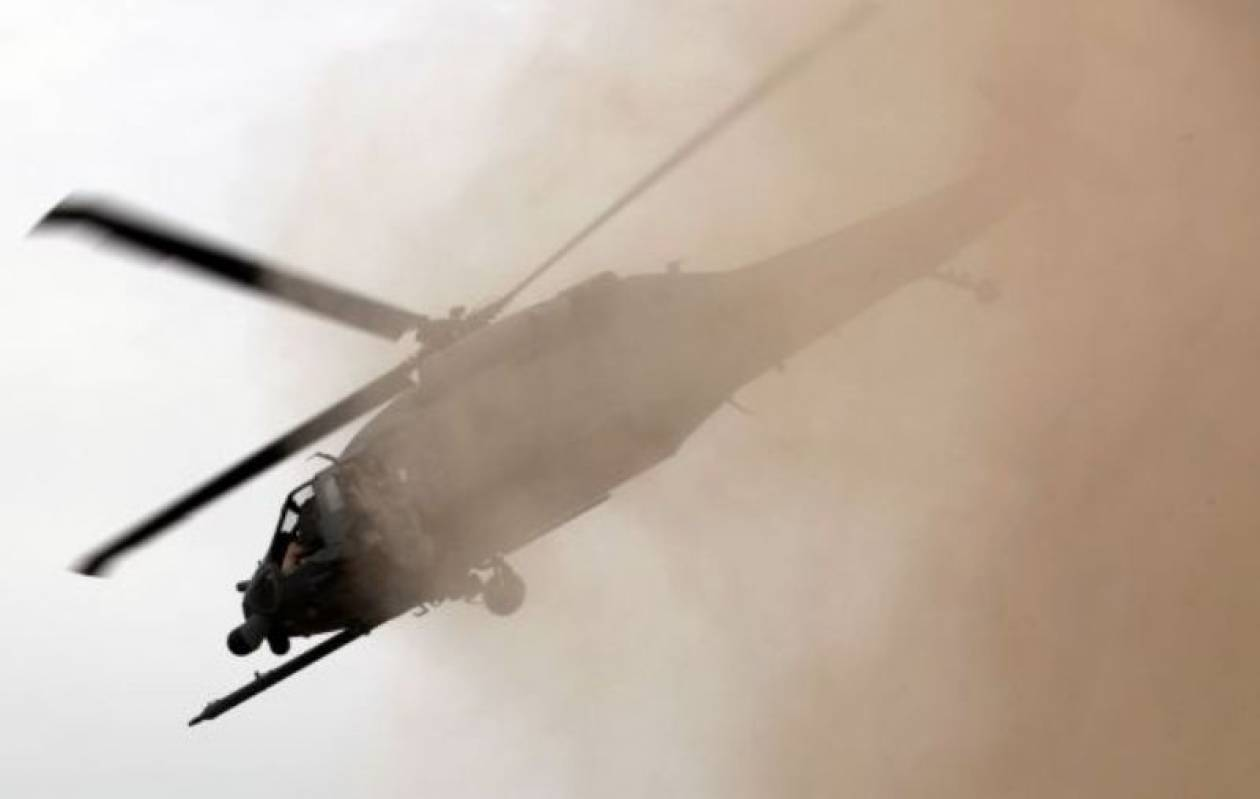 Συνετρίβη ελικόπτερο όπου επέβαινε ο ΥΠΕΣ Φ. Μπλέικ