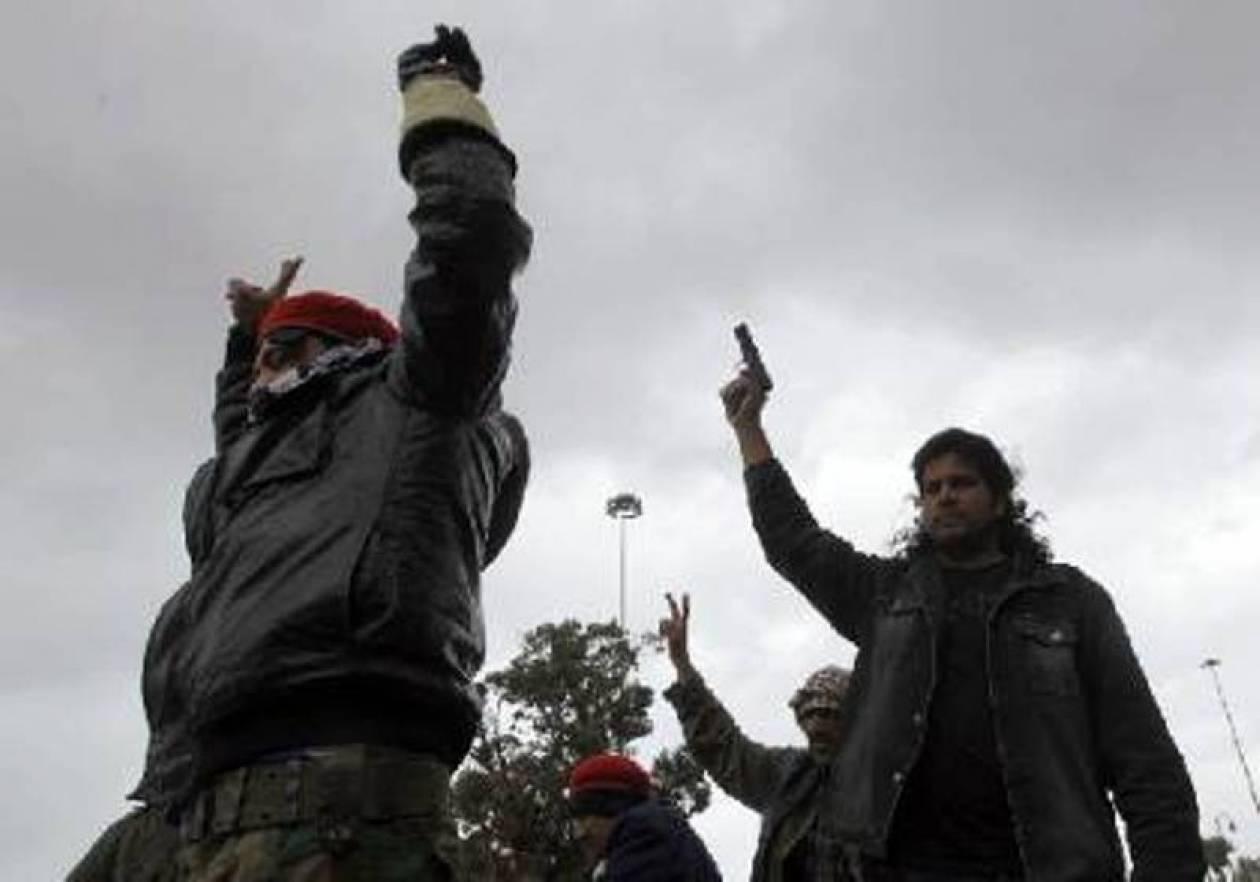 Συγκρούσεις με νεκρούς στη Λιβύη