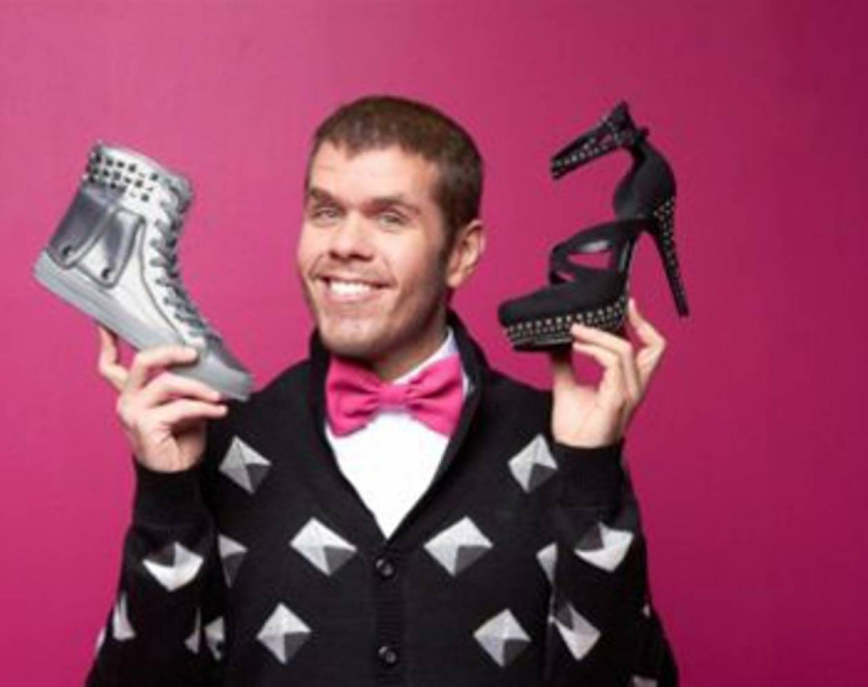 Τα άγρια παπούτσια του Perez Hilton