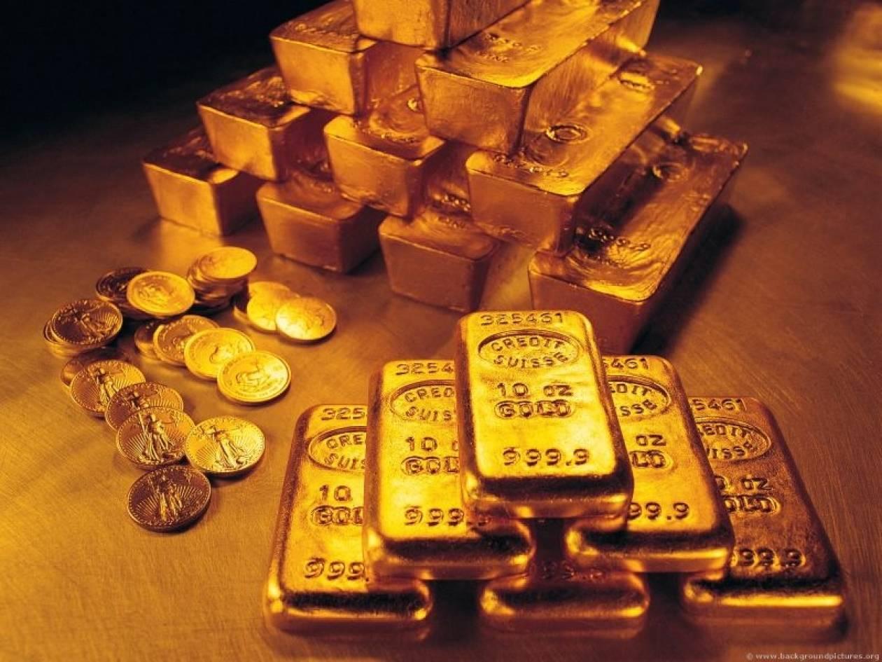 Άνοδος 1,6% για τον χρυσό