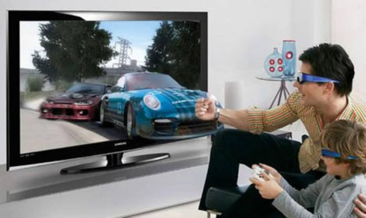 Σπιτική διασκέδαση με 3D TV