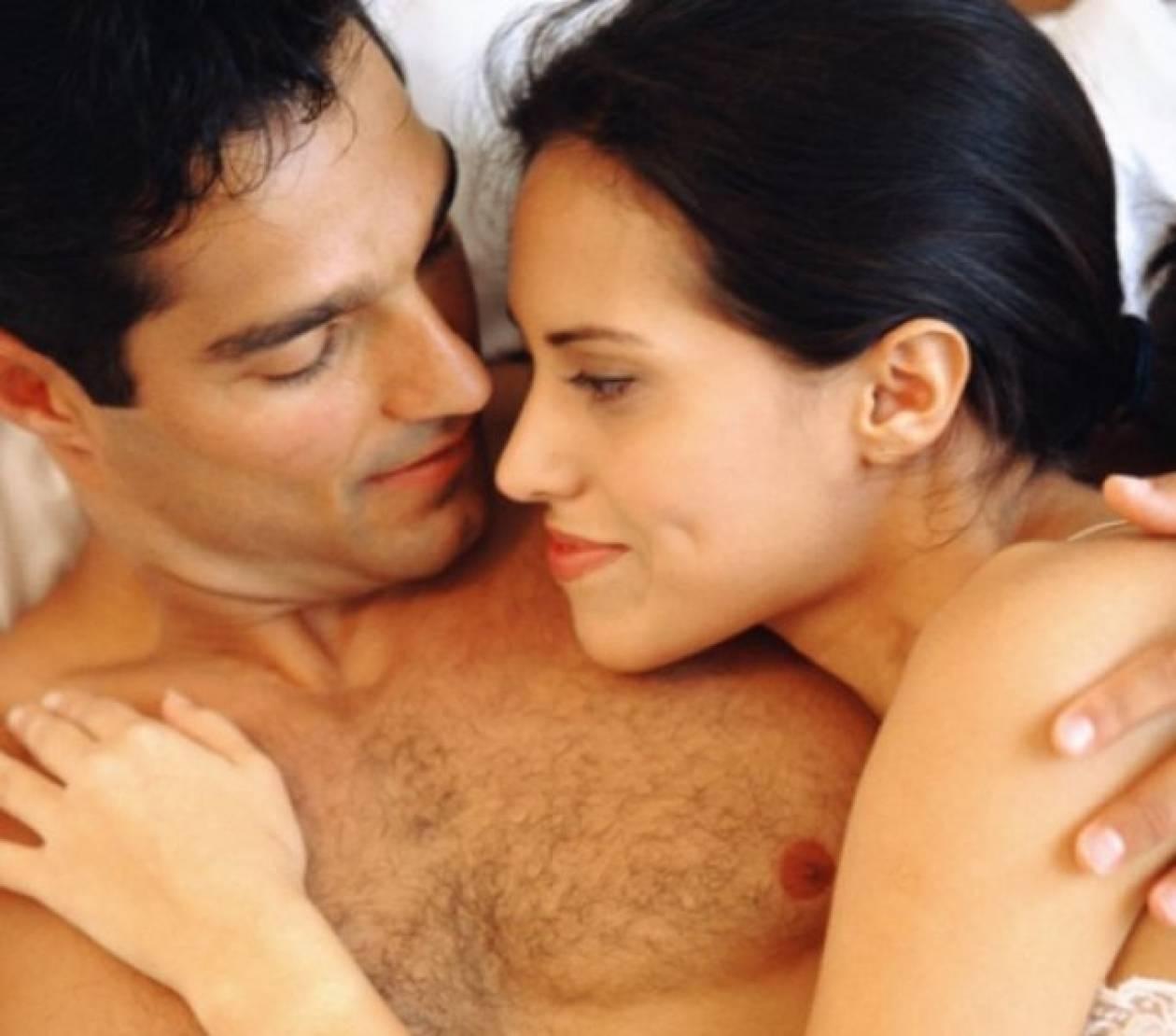 Σεξ και …τριχοφυΐα