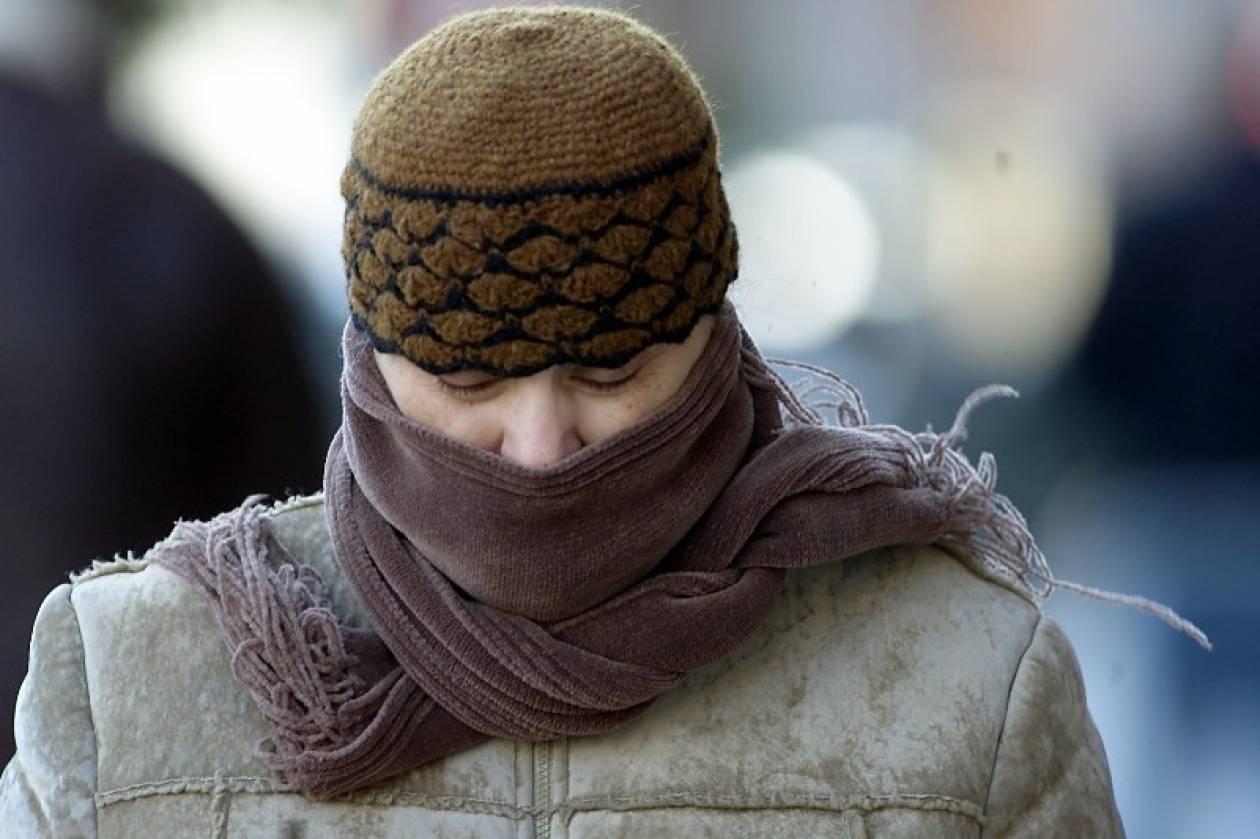 Βροχές, χιόνια, ισχυροί άνεμοι και τσουχτερό κρύο