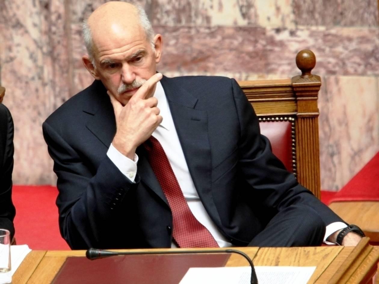 Οι ψηφοφόροι του ΠΑΣΟΚ «δείχνουν» στον Γιώργο την έξοδο