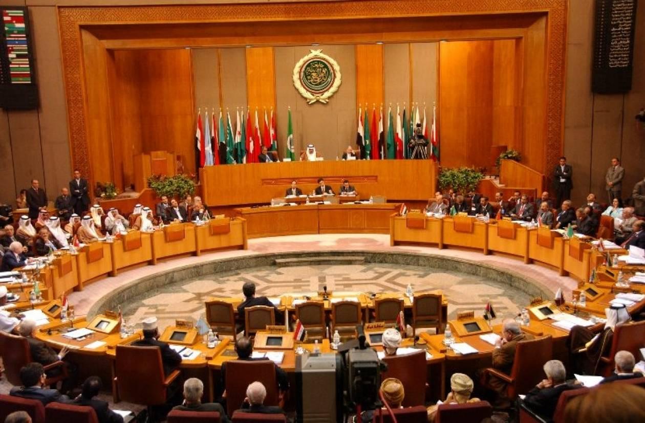 Σκληρές κυρώσεις του Αραβικού Συνδέσμου στη Συρία