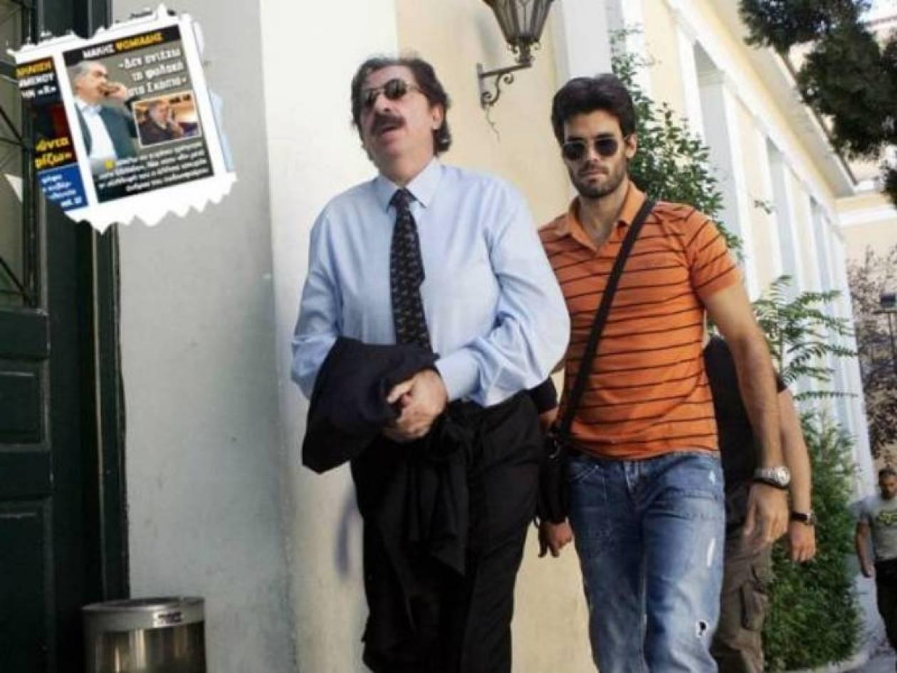 Ψωμιάδης: «Δεν αντέχω τη φυλακή στα Σκόπια»