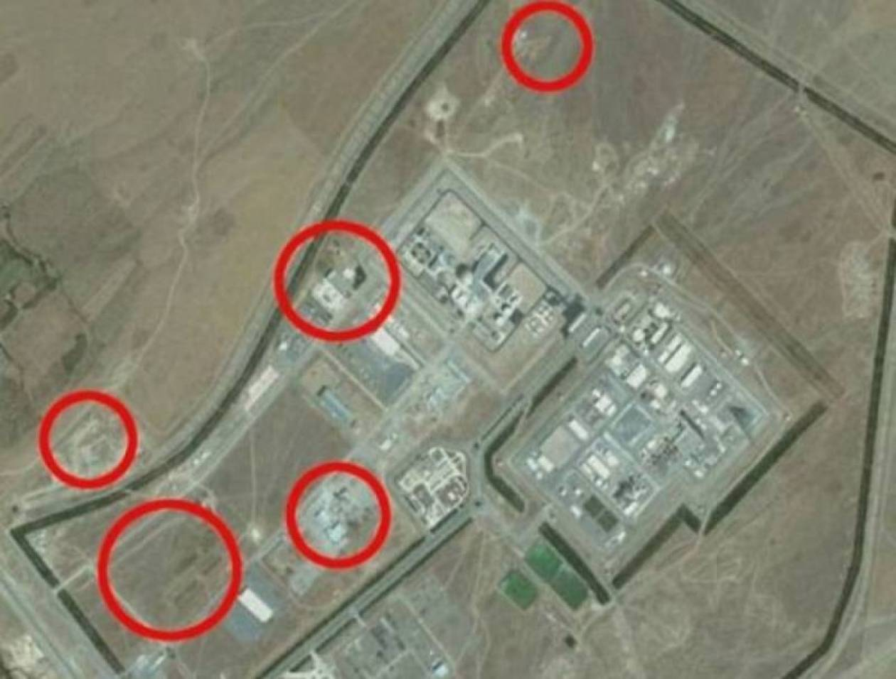 Η Google «ανακάλυψε» πυρηνικές εγκαταστάσεις στο Ιράν