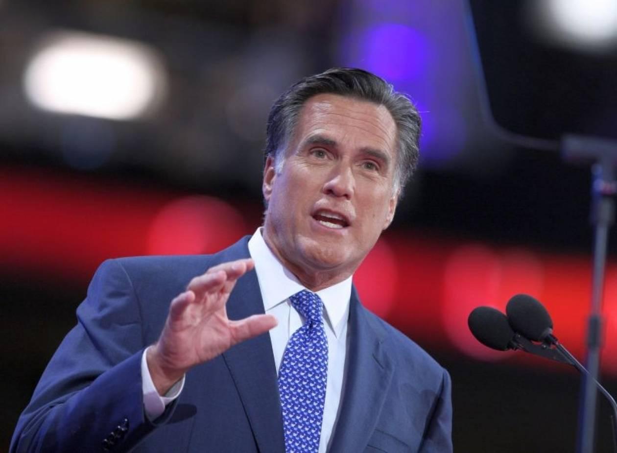 Προβάδισμα Ρόμνεϊ για το χρίσμα των Ρεπουμπλικανών
