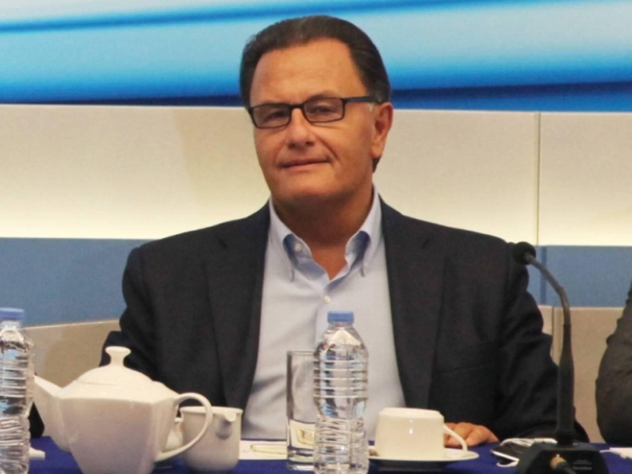 Στο συνέδριο των Χριστιανοδημοκρατών ο Π. Παναγιωτόπουλος