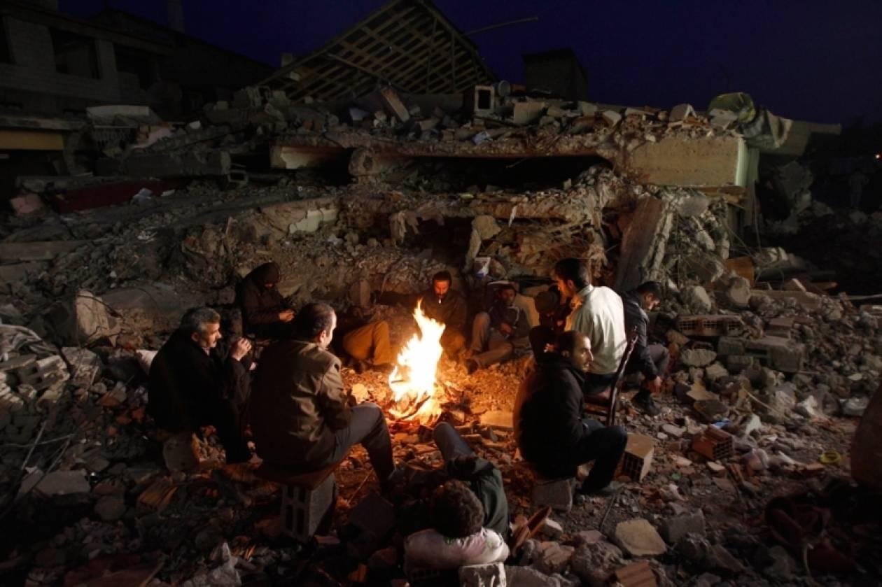 Στους 40 οι νεκροί στη Τουρκιά - Σταμάτησαν τα μέσα διάσωσης