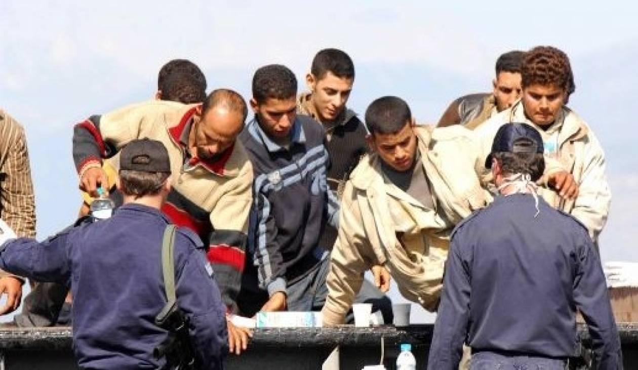 Συνελήφθησαν έξι παράνομοι μετανάστες στην Πάτρα