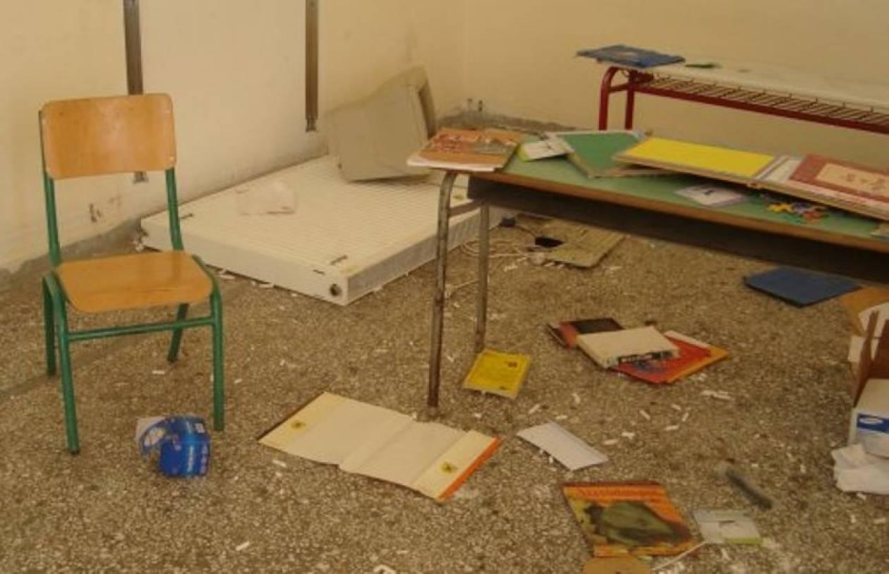 Βανδαλισμοί σε δημοτικό σχολείο