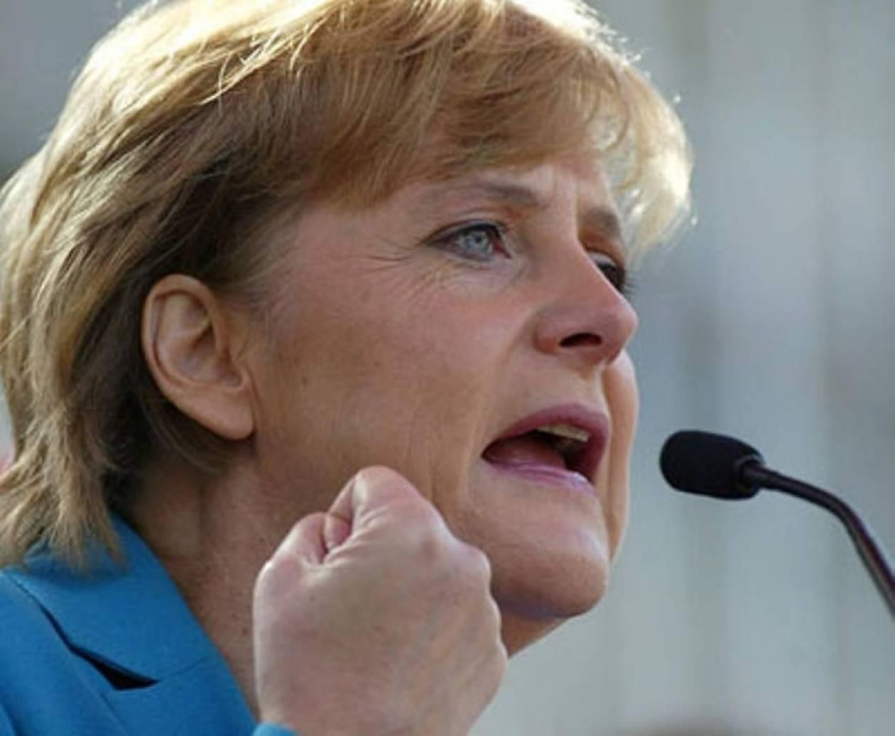Mέρκελ: «Στα χειρότερά της, η Ευρώπη»