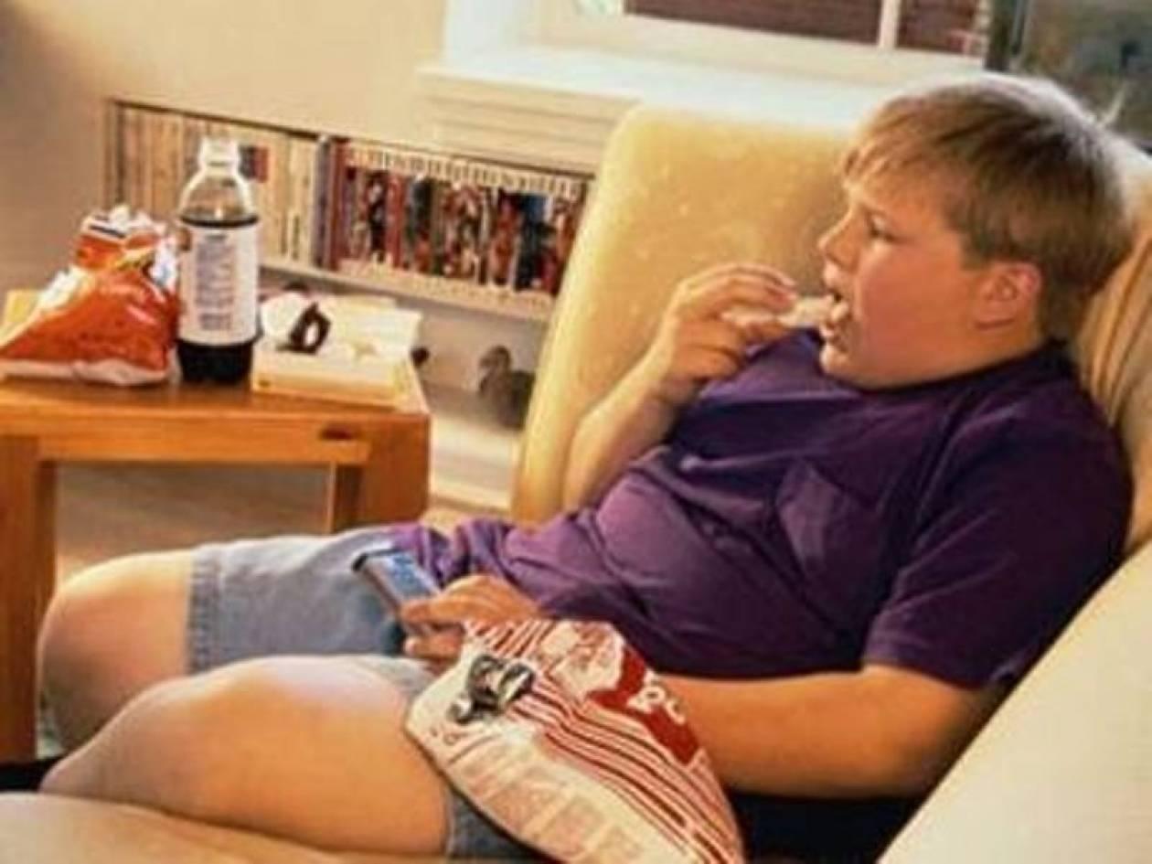 Πρώτη η Κύπρος στην παιδική παχυσαρκία