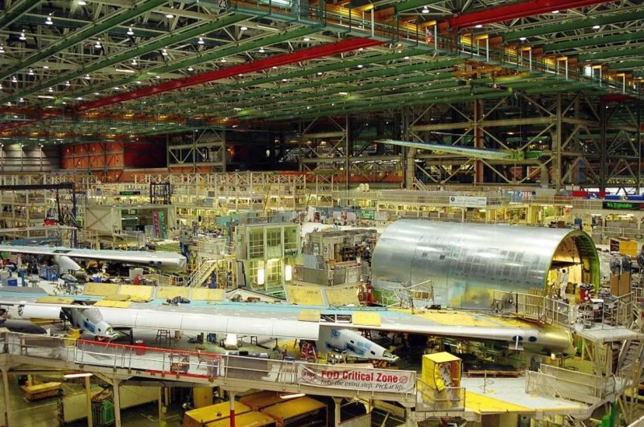 Μεγάλη κάμψη του δείκτη βιομηχανικής παραγωγής στην ευρωζώνη