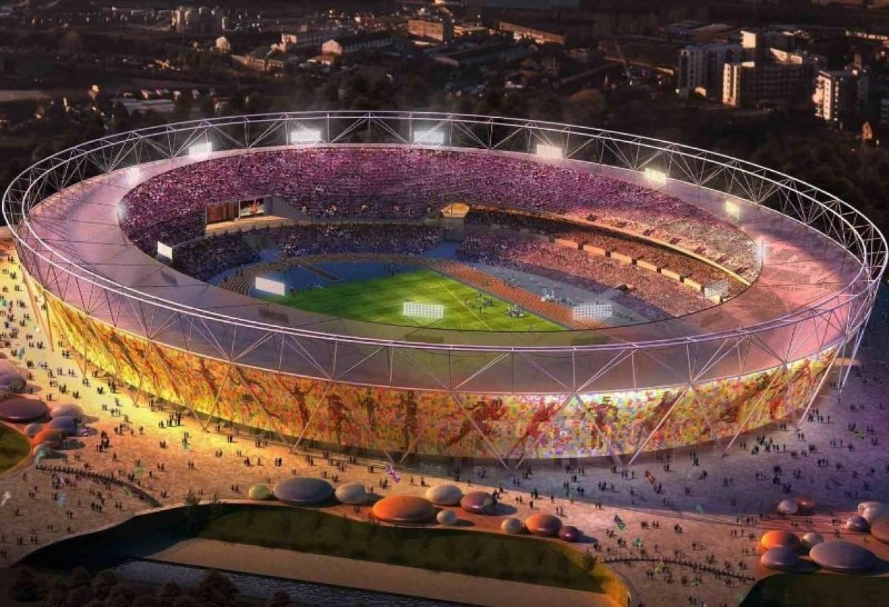 Πύραυλοι για την προστασία των Ολυμπιακών του Λονδίνου