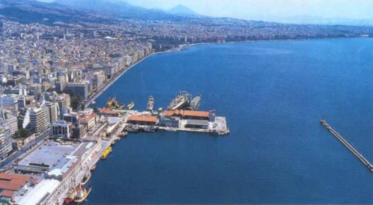 Διάκριση για το λιμάνι της Θεσσαλονίκης