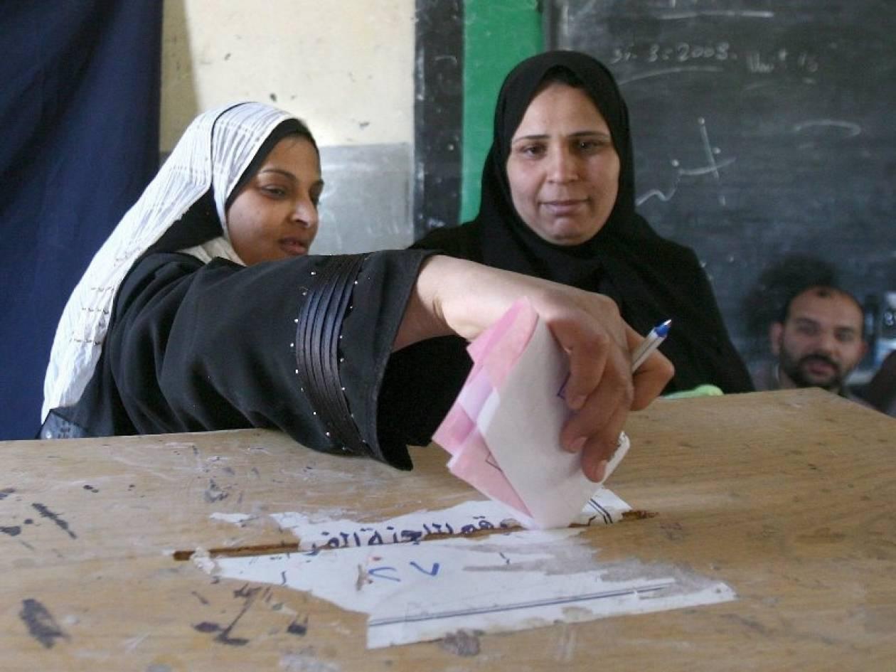 Δικαίωμα εκλογής στα μέλη του κόμματος του Μουμπάρακ