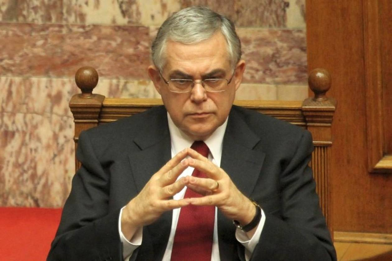 Λ. Παπαδήμος: Θα δούμε πώς θα γίνει η δέσμευση προς την Ευρώπη