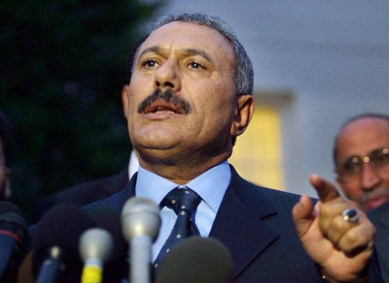 Υεμένη: Έτοιμος να παραιτηθεί ο πρόεδρος Σάλεχ