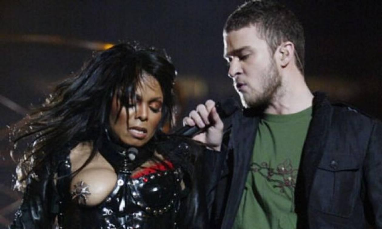 Αθωώθηκε το CBS για το γυμνό στήθος της Janet Jackson