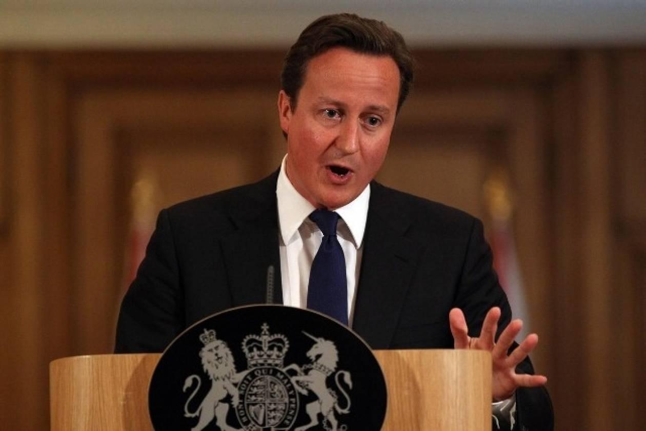 Κάμερον: Το μέλλον της Βρετανίας είναι στην Ευρωπαϊκή Ένωση