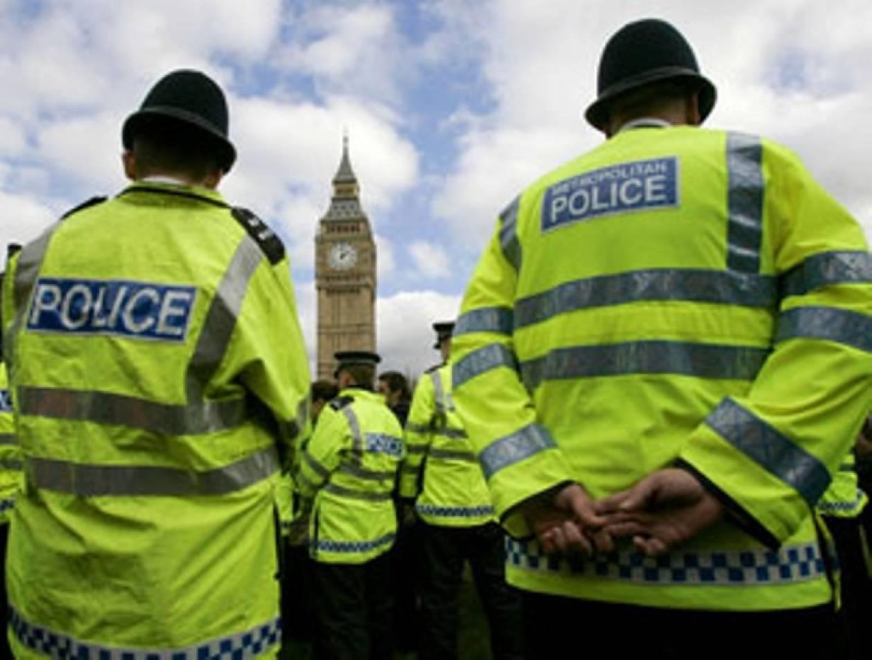 Βρετανία: Σύλληψη υπόπτων για τρομοκρατική δράση