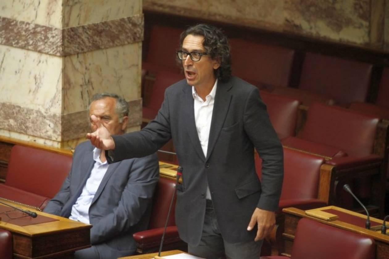 Ν. Αλευράς: Όχι σε κυβέρνηση περιορισμένης ευθύνης