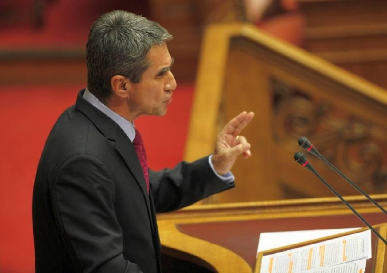 Α. Λοβέρδος: Η νέα κυβέρνηση προσφέρει ασφάλεια στον πολίτη