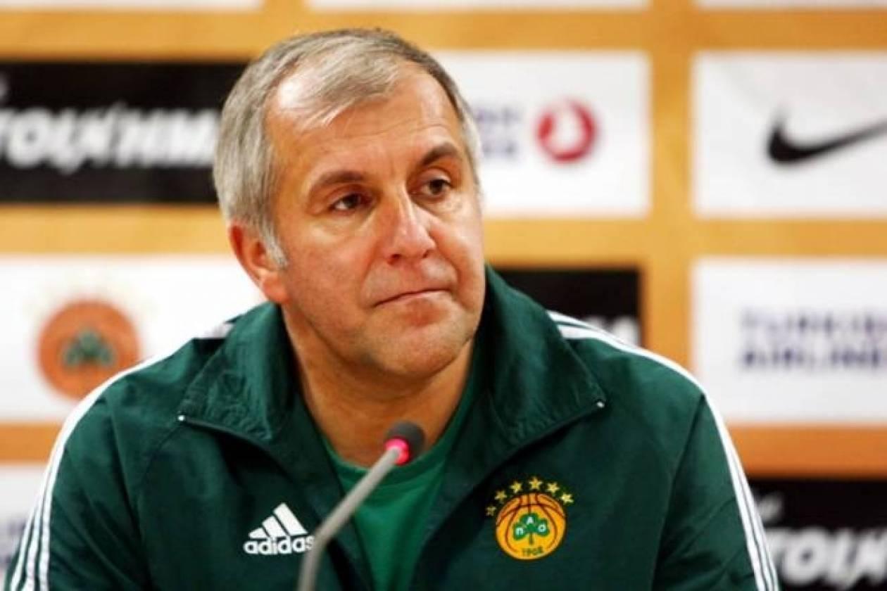 Ομπράντοβιτς: «Δύσκολο παιχνίδι με Μπάμπεργκ»