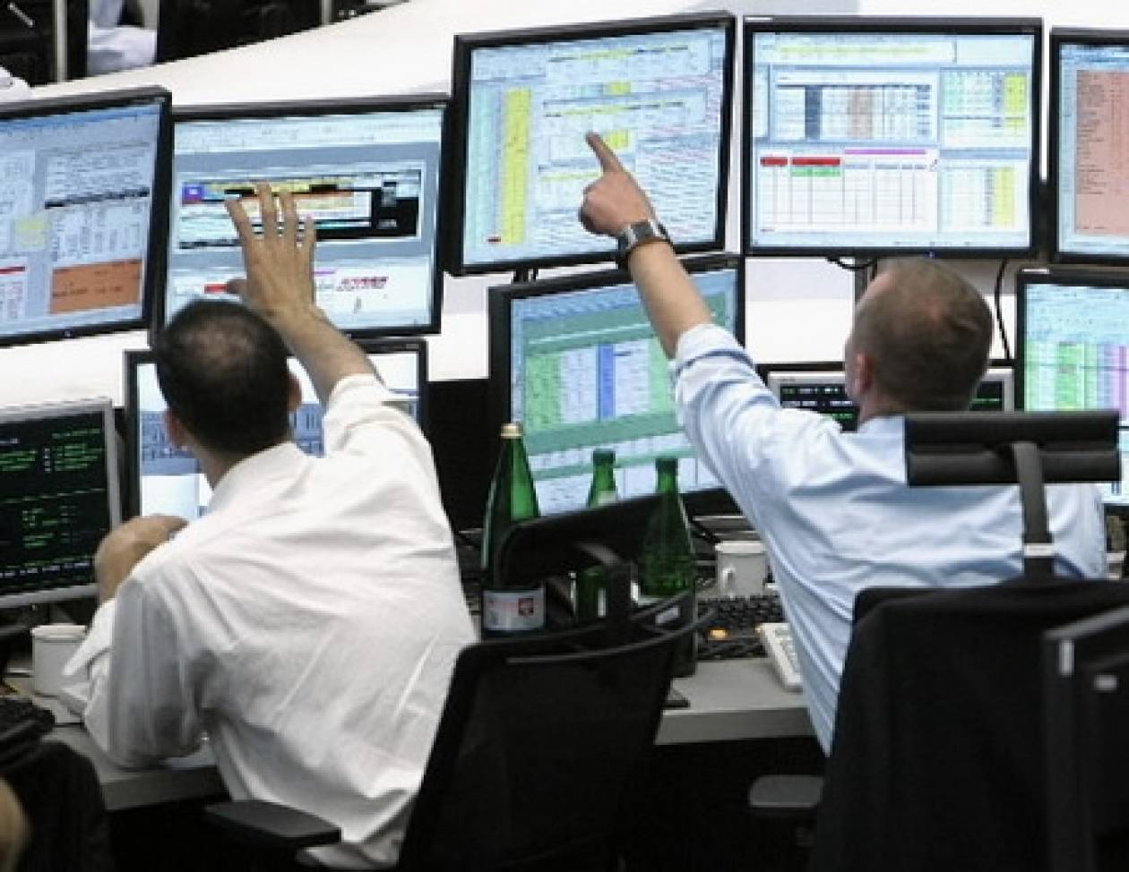 Στο «κόκκινο» τα ευρωπαϊκά χρηματιστήρια