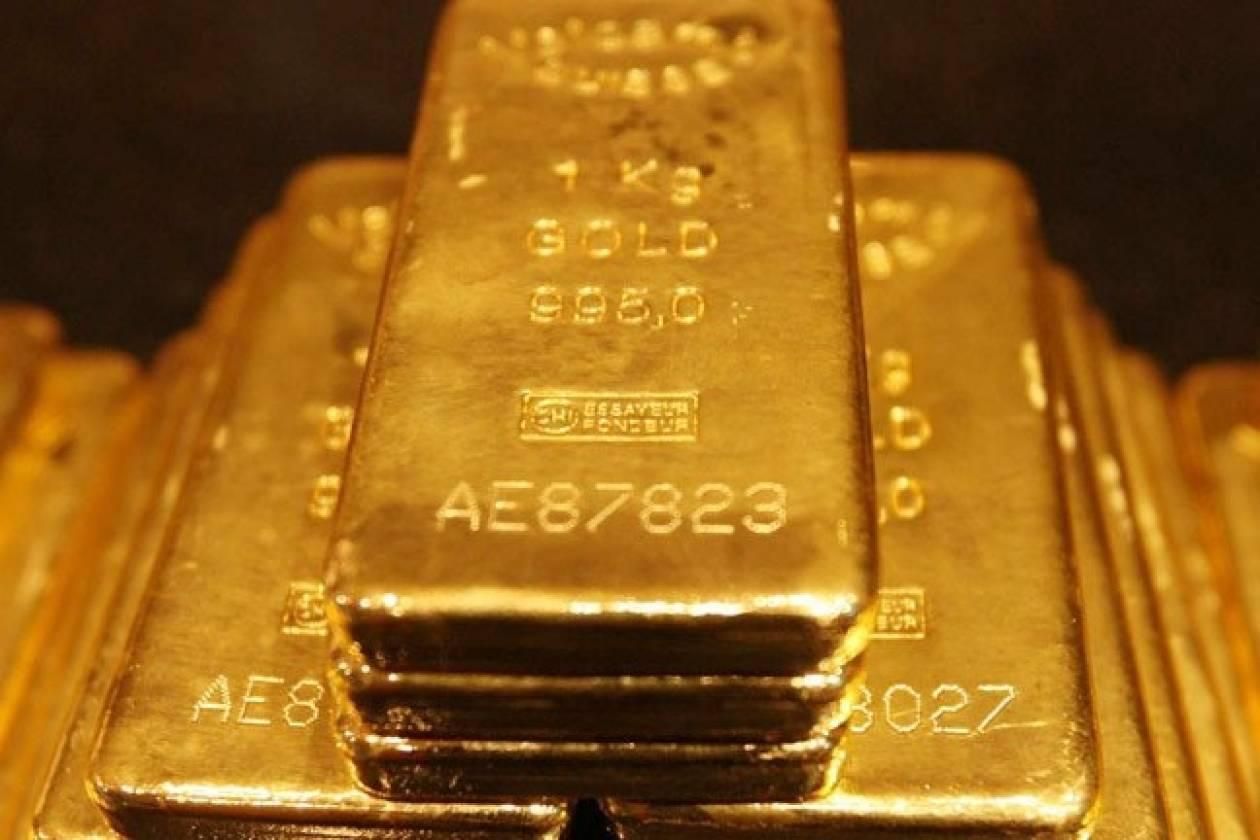 Oι ανησυχίες για το ευρώ «ανέβασαν» το χρυσό
