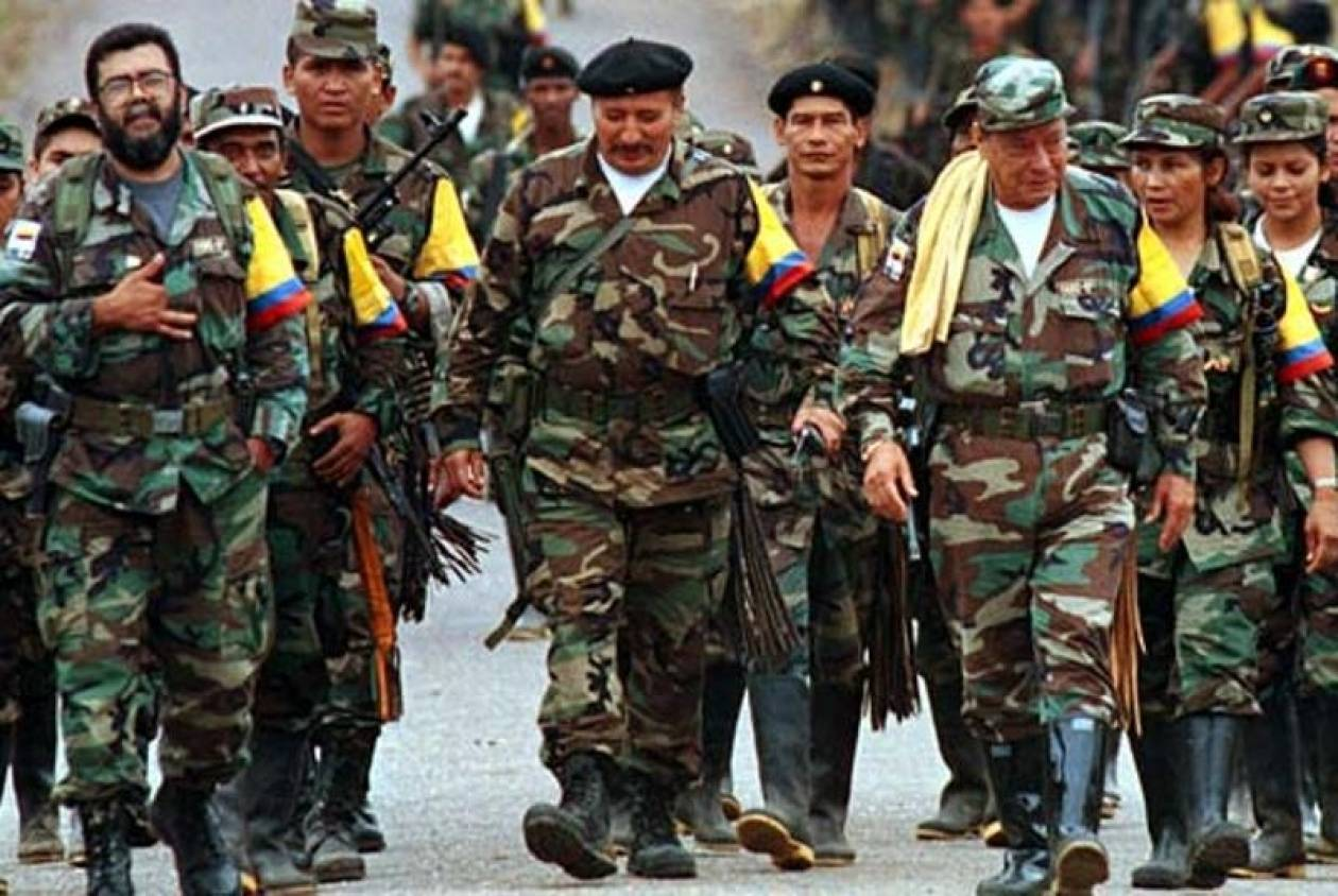 Ο «Τιμοσένκο» νέος αρχηγός των FARC-EP