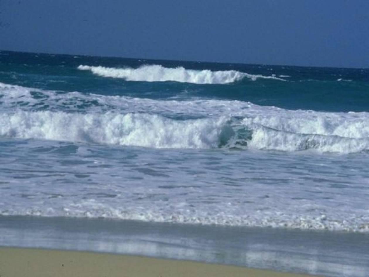 Ξεψύχησε στη θάλασσα