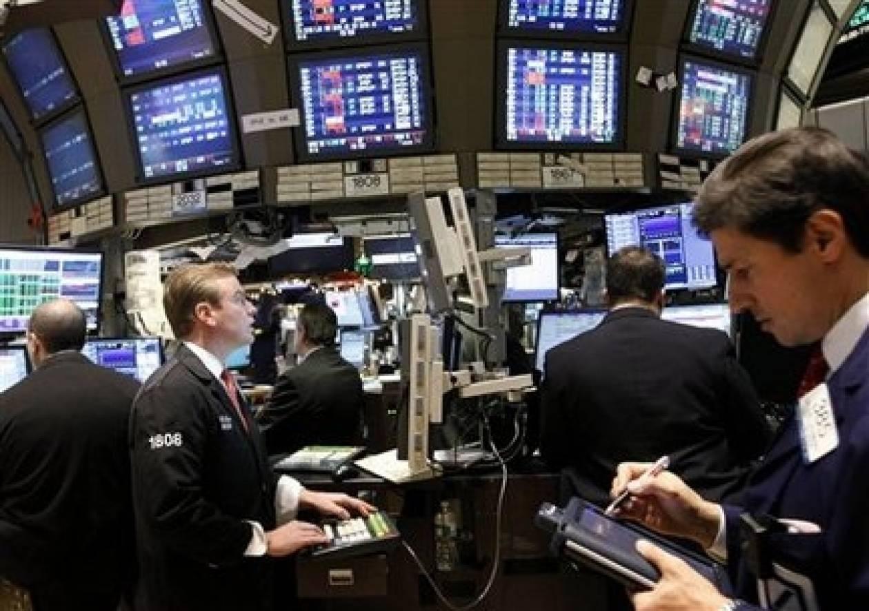 Ανοδικές τάσεις στη Wall Street