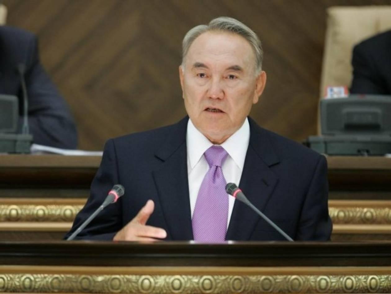 Εκλογές τον Ιανουάριο στο Καζακστάν