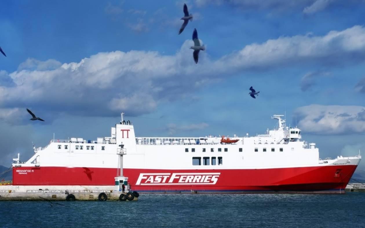 Θάνατος αλλοδαπού σε επιβατικό πλοίο