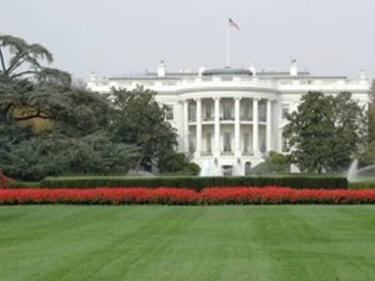 Σφαίρα έπληξε παράθυρο του Λευκού Οίκου