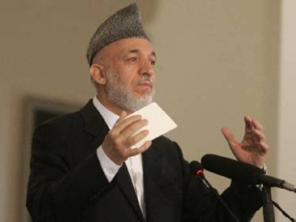 Χ. Καρζάι: «Το Αφγανιστάν επιθυμεί την εθνική του κυριαρχία»