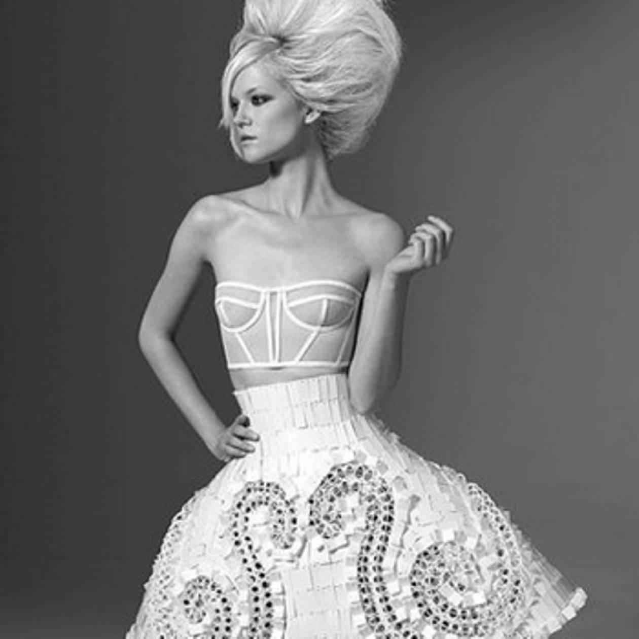H επιστροφή του οίκου Versace στην υψηλή ραπτική
