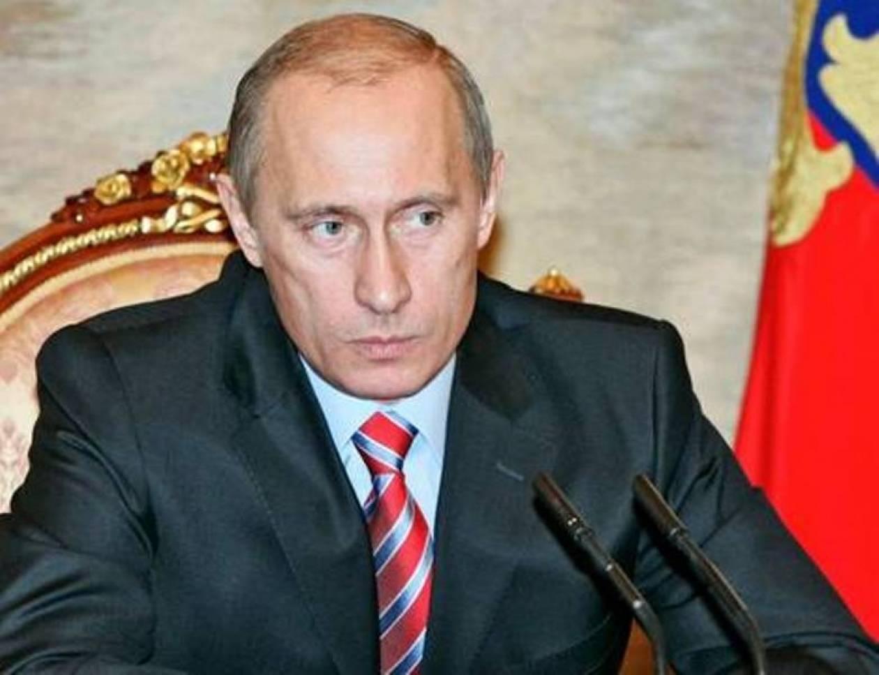 Πούτιν: Το χρέος είναι απώλεια κυριαρχίας