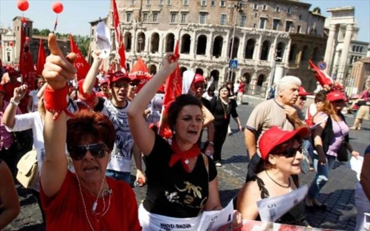 Γερμανία: Η Ιταλία πρέπει να παραμείνει στην ευρωζώνη