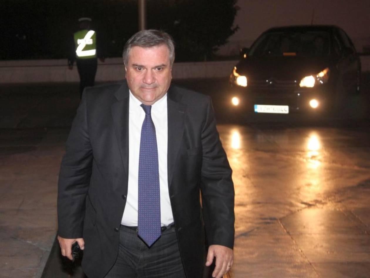 Καστανίδης: Ψήφος εμπιστοσύνης μεν, διαφωνεί με το ΛΑΟΣ δε