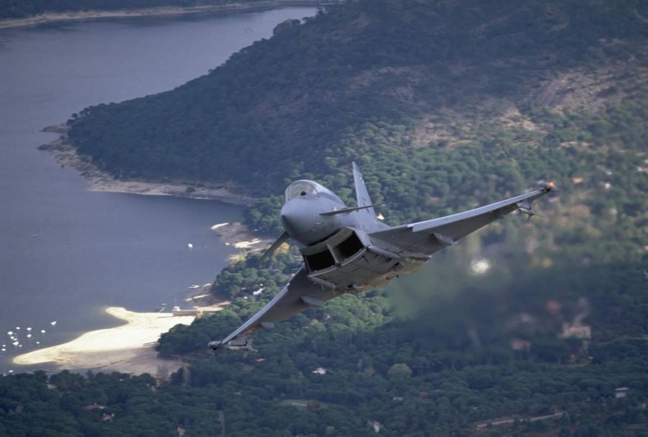 Τουρκικά αεροσκάφη πάνω από το Καστελόριζο