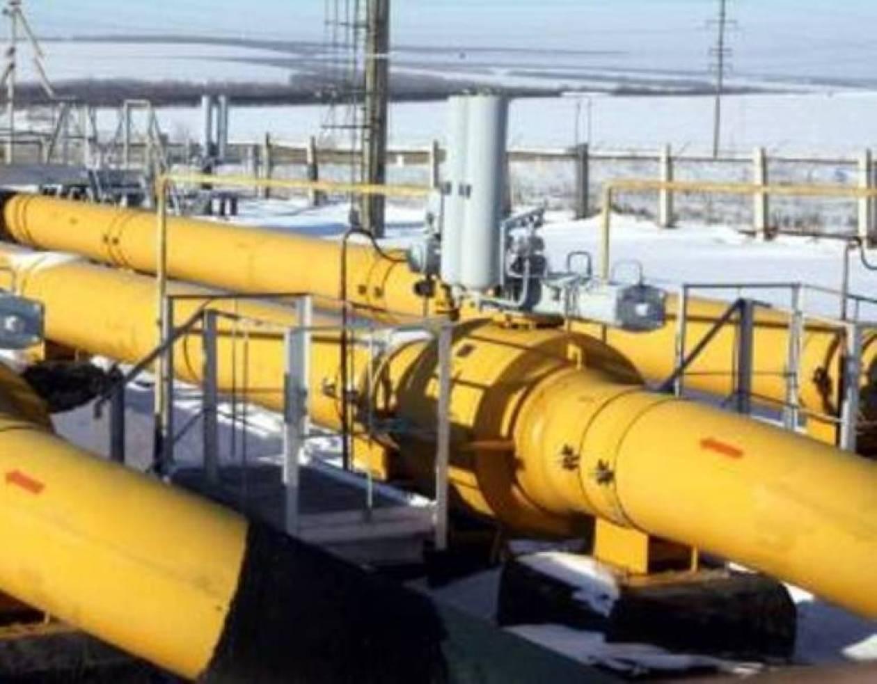 Διμερής συμφωνία για το ρωσικό φυσικό αέριο