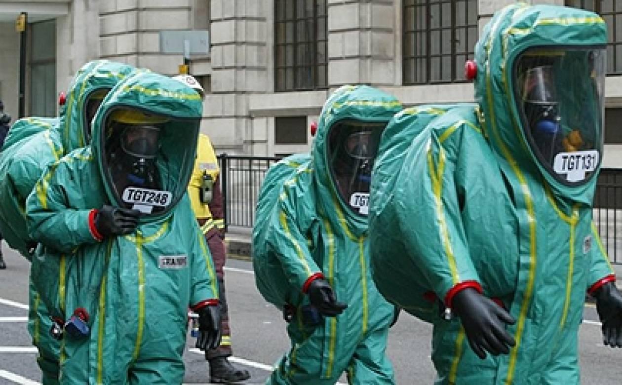 Στολές για χημικά με προορισμό τη Συρία κατέσχεσαν οι αρχές