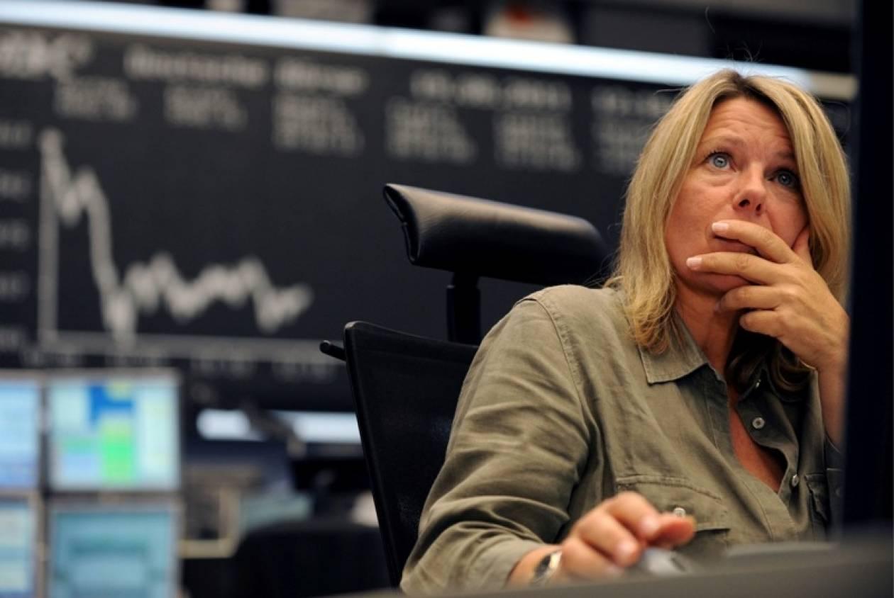 Απώλειες στα μεγάλα ευρωπαϊκά χρηματιστήρια