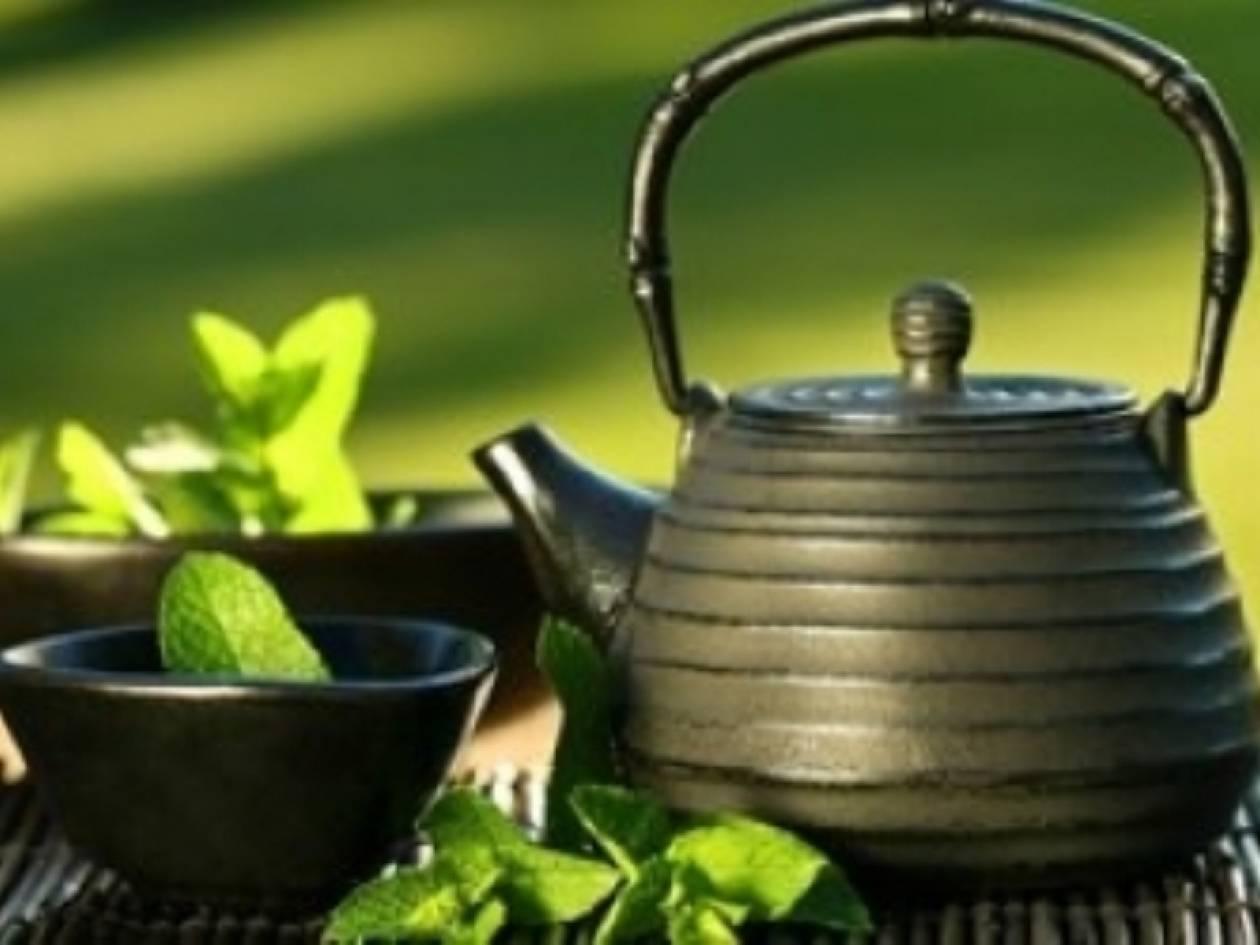 Η ευεργετική δράση του πράσινου τσαγιού κατά της «κακής» χοληστερόλης