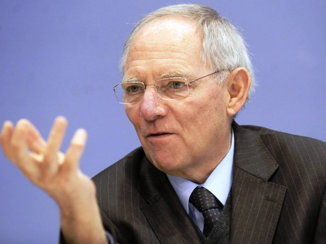 Εξάπλωση της κρίσης σε τράπεζες και ασφαλιστικές «βλέπει» ο Σόιμπλε
