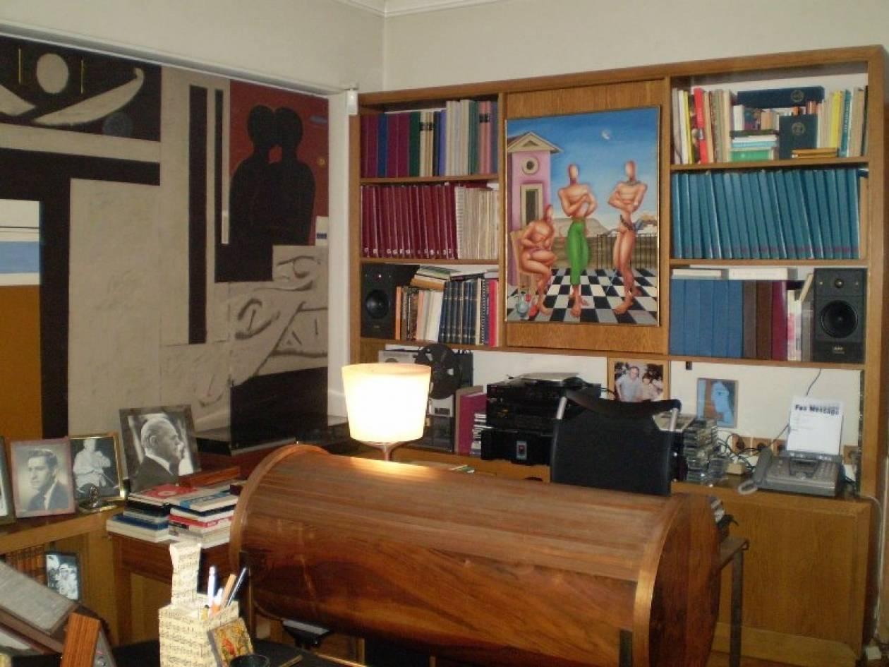 Αναστήλωση του σπιτιού του Μ. Χατζιδάκι μέσω ΕΣΠΑ